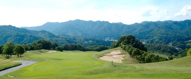 うぐいすの森ゴルフクラブ水戸コース写真